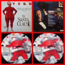 Yello - Jingle Bells 12'' Vinyl