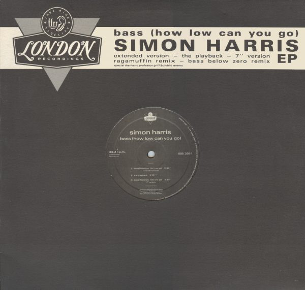 Simon Harris - Beats Breaks & Scratches Volumes 5 & 6