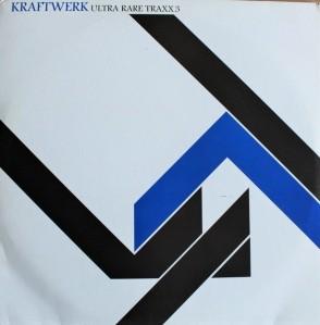 Kraftwerk - U R T 3 (Vinyl x 2) Front